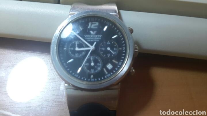 RELOJ VICEROY CRONO LEER TEXTO (Relojes - Relojes Actuales - Viceroy)