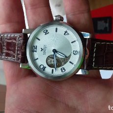 Reloj VICEROY 47457-53 MECANIQUE automatic REVERSIBLE 2 in 1 watch ultra RARE NUEVO!!!!