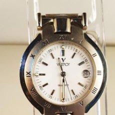 Relojes - Viceroy: RELOJ VICEROY DE SEÑORA. 3,5 CM DE DIÁMETRO. Lote 91922780