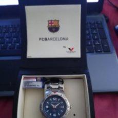 Relojes - Viceroy: RELOJ VICEROY FC BARCELONA OFICIAL Y ORIGINAL. Lote 91936967