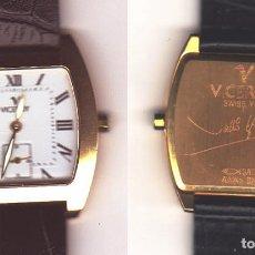 Relojes - Viceroy: RELOJ - VICEROY - CAJA DE ORO - MODELO J. IGLESIAS. Lote 93347915