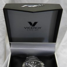 Watches - Viceroy - RELOJ VICEROY CHRONOGRAPH,FERNANDO ALONSO,CAJA ORIGINAL - 96160127