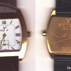 Relojes - Viceroy: RELOJ - VICEROY - CAJA DE ORO - MODELO J. IGLESIAS. Lote 97307607