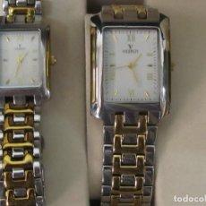 Relojes - Viceroy: PAREJA DE RELOJES VICEROY DE MUJER Y CABALLERO. Lote 103159759