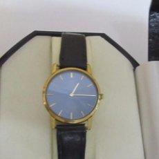 Relojes - Viceroy: RELOJ VINTAGE VICEROY CHAPADO EN ORO - CON ESTUCHE. Lote 102083855