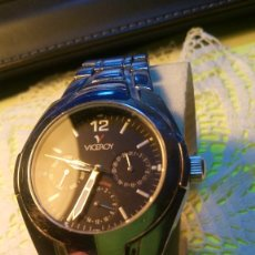Relojes - Viceroy: V I C E R O Y - MULTIFUNCION. SEMINUEVO. BATERIA NUEVA. ESTADO IMPEC. DESCRIP. Y FOTOS DIVERSAS.. Lote 102299799