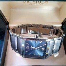 Relojes - Viceroy: RELOJ VICEROY ANTONIO BANDERAS. SPECIAL COLLECTION. WATER RESISTANT 50 METROS. Lote 102494643