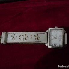 Relojes - Viceroy: RELOJ SEÑORA VICEROY ACERO INOXIDABLE. PARADO.. Lote 103349619