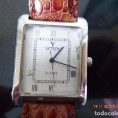 Relojes - Viceroy: REELOJ DE CUARZO VICEROY, CUADRADO, USADO,. Lote 104889475