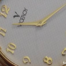 Relojes - Viceroy: 46001 TAINLESS STEEL BACK 30 METERS WATER RESISTANT. Lote 106240459