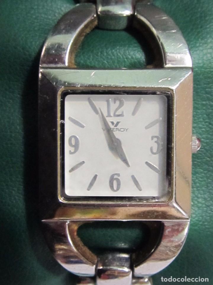 Relojes - Viceroy: RELOJ VICEROY DE CUARZO - CON ESTUCHE - Foto 2 - 106936783