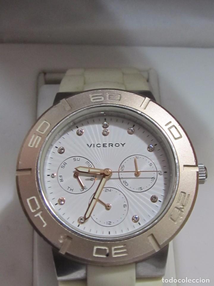 RELOJ VICEROY DE CUARZO - CON ESTUCHE (Relojes - Relojes Actuales - Viceroy)
