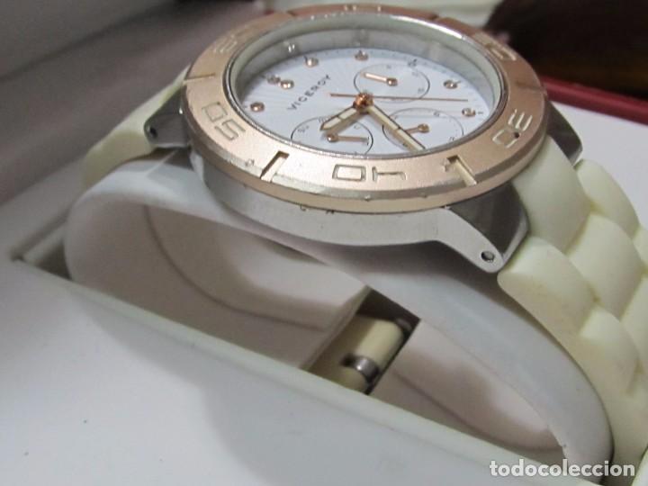 Relojes - Viceroy: RELOJ VICEROY DE CUARZO - CON ESTUCHE - Foto 3 - 111788319