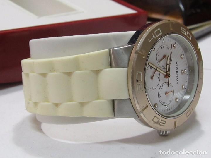 Relojes - Viceroy: RELOJ VICEROY DE CUARZO - CON ESTUCHE - Foto 5 - 111788319