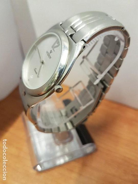 Relojes - Viceroy: Reloj caballero cuarzo Viceroy con calendario a las seis horas, correa de acero original Viceroy - Foto 4 - 114389319