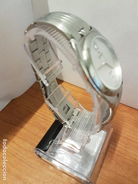Relojes - Viceroy: Reloj caballero cuarzo Viceroy con calendario a las seis horas, correa de acero original Viceroy - Foto 8 - 114389319