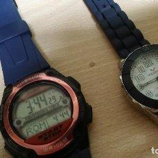 Relojes - Viceroy: LOTE DE DOS RELOJES MARCA CASIO Y VICEROY PARA NIÑO. Lote 115059091