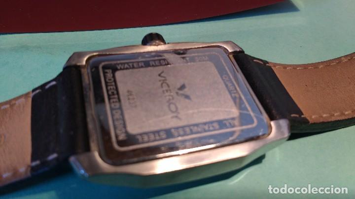 Relojes - Viceroy: Reloj VICEROY ,caballero ,correa cuero, - Foto 5 - 116074215