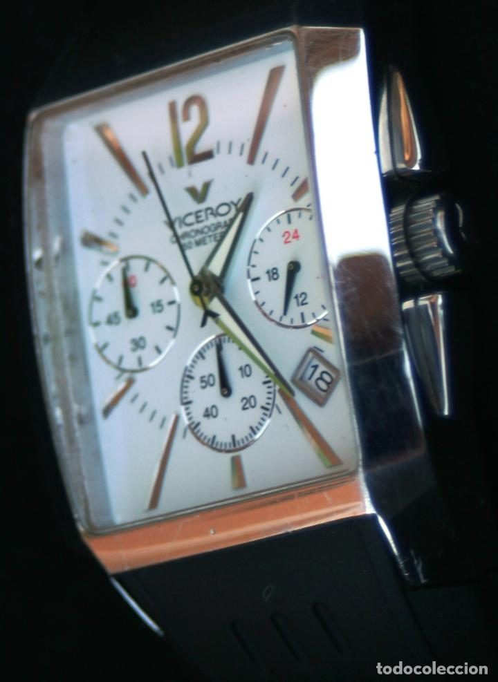 Relojes - Viceroy: VICEROY 47411 SPECIAL COLLECTION SUMERGIBLE A 50 METROS DE FINALES DE 2014 LEER MAS - Foto 2 - 118357779