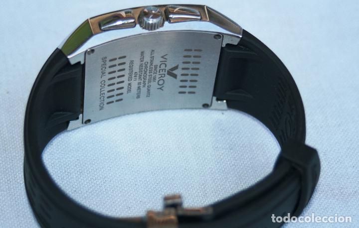 Relojes - Viceroy: VICEROY 47411 SPECIAL COLLECTION SUMERGIBLE A 50 METROS DE FINALES DE 2014 LEER MAS - Foto 5 - 118357779