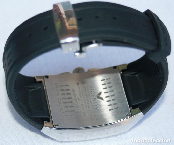 Relojes - Viceroy: VICEROY 47411 SPECIAL COLLECTION SUMERGIBLE A 50 METROS DE FINALES DE 2014 LEER MAS - Foto 7 - 118357779