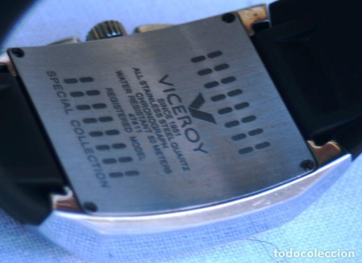 Relojes - Viceroy: VICEROY 47411 SPECIAL COLLECTION SUMERGIBLE A 50 METROS DE FINALES DE 2014 LEER MAS - Foto 8 - 118357779