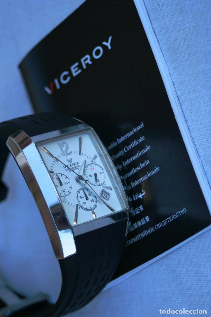 Relojes - Viceroy: VICEROY 47411 SPECIAL COLLECTION SUMERGIBLE A 50 METROS DE FINALES DE 2014 LEER MAS - Foto 13 - 118357779