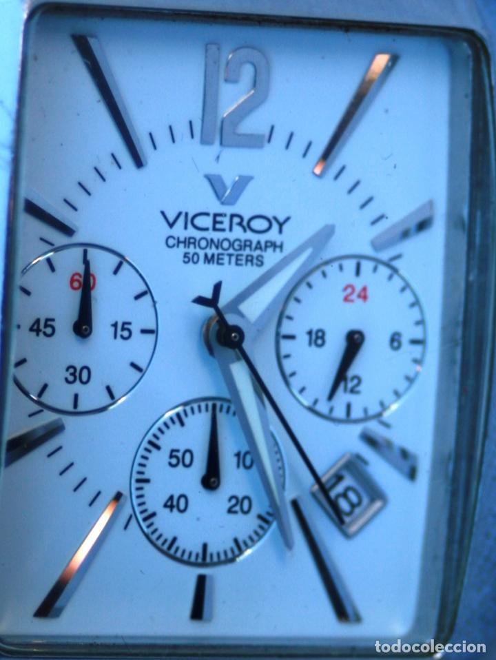 Relojes - Viceroy: VICEROY 47411 SPECIAL COLLECTION SUMERGIBLE A 50 METROS DE FINALES DE 2014 LEER MAS - Foto 15 - 118357779