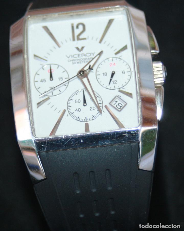 Relojes - Viceroy: VICEROY 47411 SPECIAL COLLECTION SUMERGIBLE A 50 METROS DE FINALES DE 2014 LEER MAS - Foto 16 - 118357779