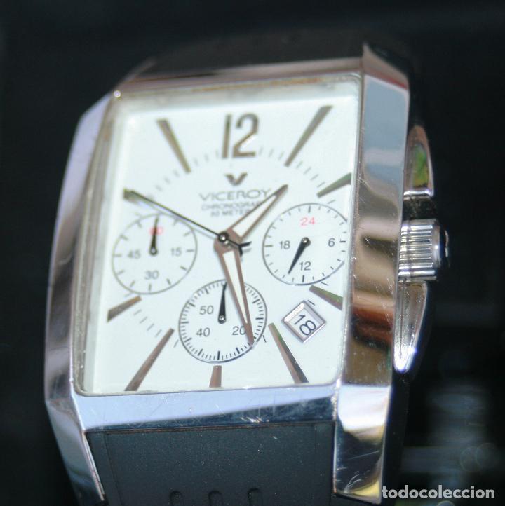 Relojes - Viceroy: VICEROY 47411 SPECIAL COLLECTION SUMERGIBLE A 50 METROS DE FINALES DE 2014 LEER MAS - Foto 17 - 118357779