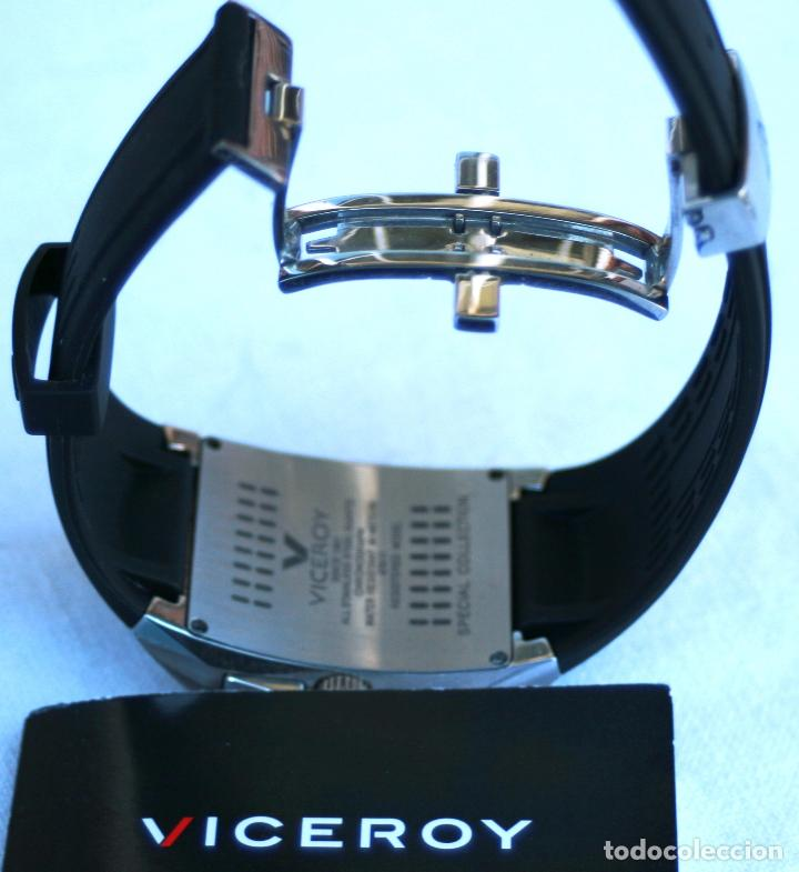 Relojes - Viceroy: VICEROY 47411 SPECIAL COLLECTION SUMERGIBLE A 50 METROS DE FINALES DE 2014 LEER MAS - Foto 21 - 118357779