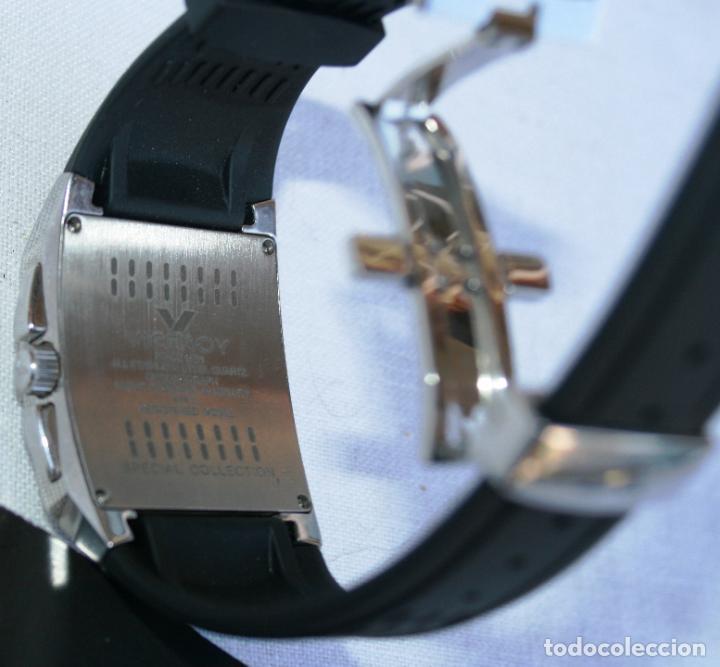 Relojes - Viceroy: VICEROY 47411 SPECIAL COLLECTION SUMERGIBLE A 50 METROS DE FINALES DE 2014 LEER MAS - Foto 22 - 118357779