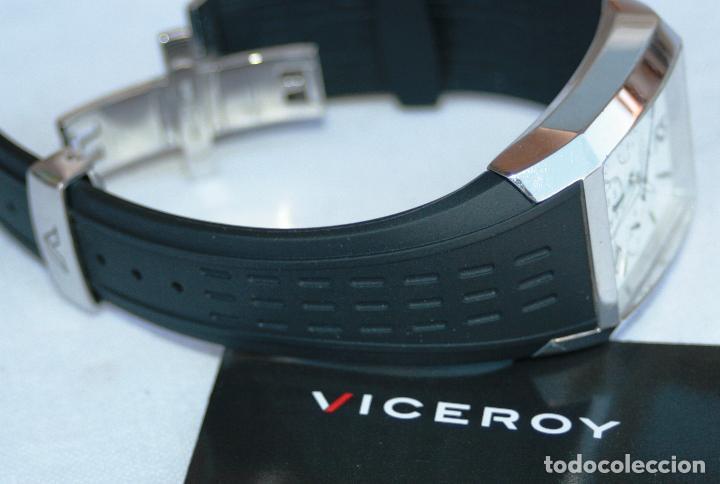 Relojes - Viceroy: VICEROY 47411 SPECIAL COLLECTION SUMERGIBLE A 50 METROS DE FINALES DE 2014 LEER MAS - Foto 24 - 118357779
