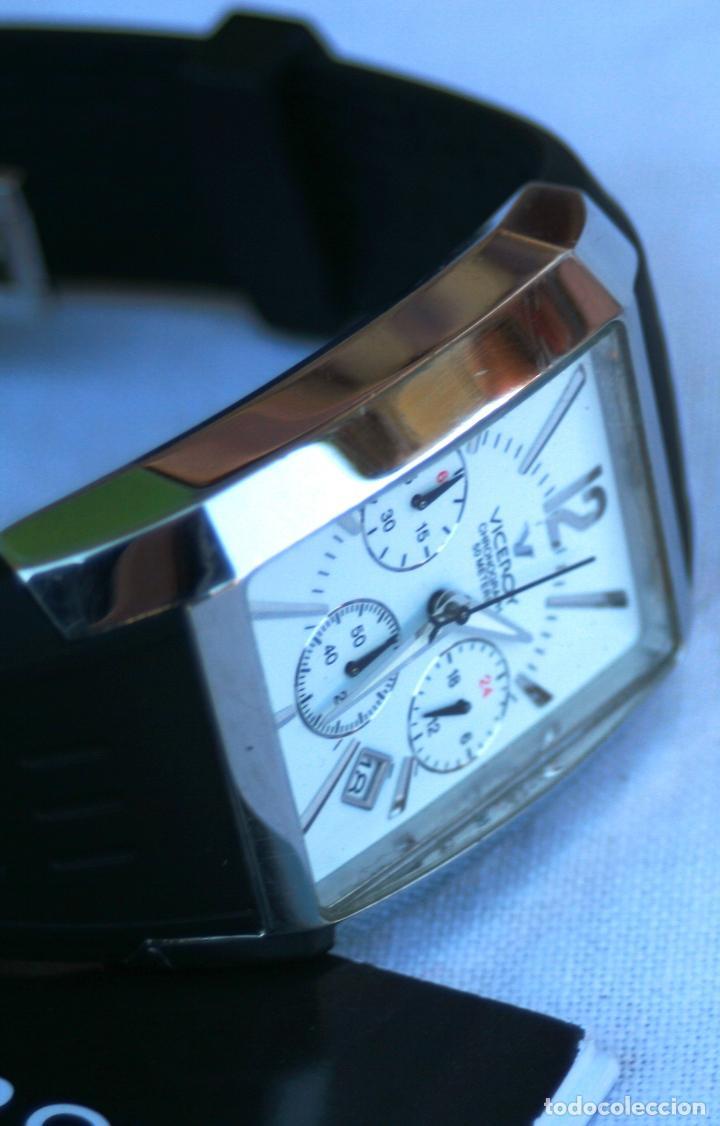 Relojes - Viceroy: VICEROY 47411 SPECIAL COLLECTION SUMERGIBLE A 50 METROS DE FINALES DE 2014 LEER MAS - Foto 26 - 118357779