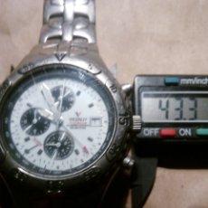 Relojes - Viceroy: RELOJ VICEROY TITANIUN, CRONO- ALARMA FONSI NIETO. Lote 120632224
