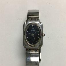 Relojes - Viceroy: RELOJ VICEROY EN ACERO COMPLETO FORMA DE CORREA MODELO ESPECIAL NUEVO. Lote 121378335