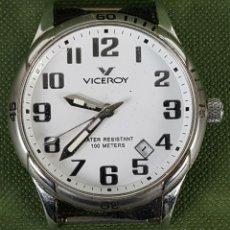 Relojes - Viceroy: RELOJ DE PULSERA. CADETE. VICEROY. QUARZO. CIRCA 1980.. Lote 123349163