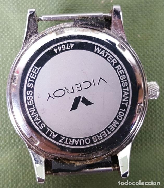 Relojes - Viceroy: RELOJ DE PULSERA. CADETE. VICEROY. QUARZO. CIRCA 1980. - Foto 2 - 123349163