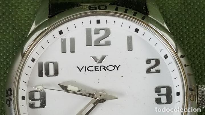 Relojes - Viceroy: RELOJ DE PULSERA. CADETE. VICEROY. QUARZO. CIRCA 1980. - Foto 3 - 123349163