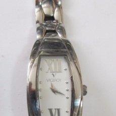 Relojes - Viceroy: RELOJ VICEROY DE CUARZO PARA MUJER. Lote 125411867