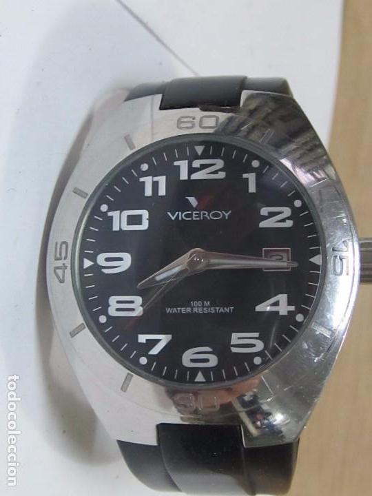 RELOJ VICEROY DE CUARZO CON CORREA VICEROY ORIGINAL (Relojes - Relojes Actuales - Viceroy)