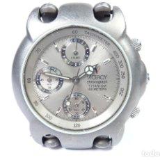 Relojes - Viceroy: RELOJ VICEROY TITANIÚN CRONOGRAFO CLÁSICO. Lote 129575719
