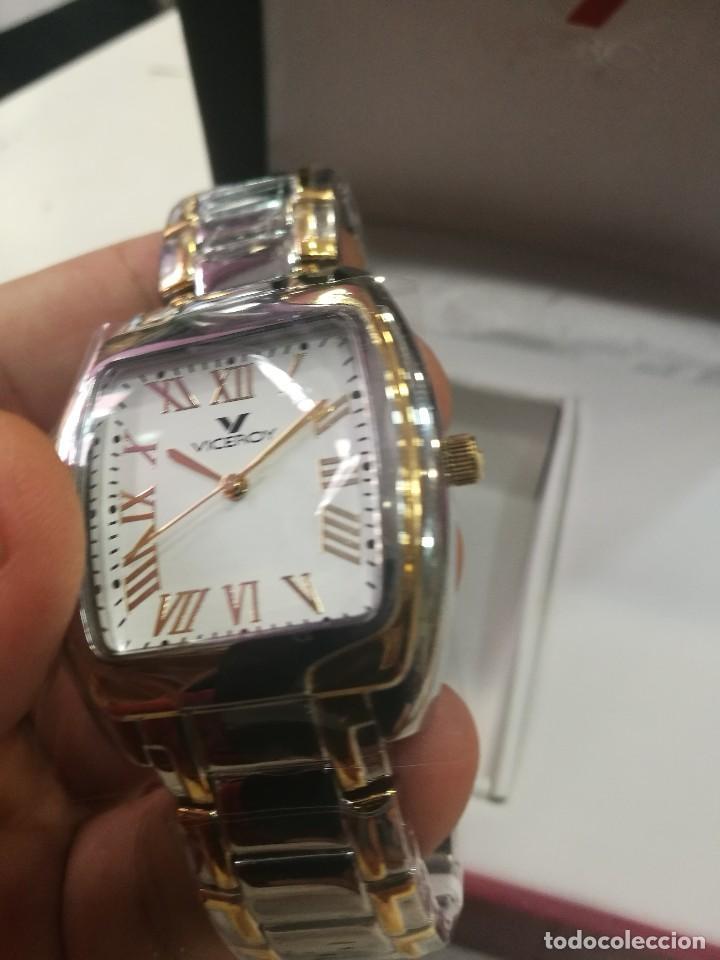 Relojes - Viceroy: Reloj viceroy since 1951 acero y oro de caballero a estrenar edición 2010 ¡Oportunidad! - Foto 4 - 130091051
