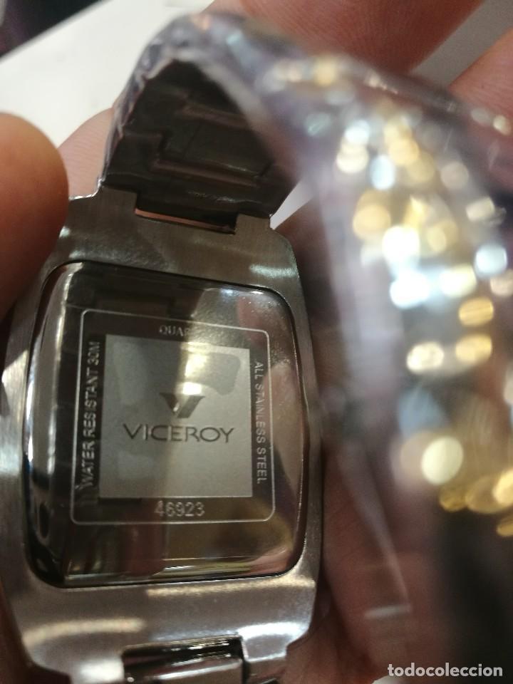 Relojes - Viceroy: Reloj viceroy since 1951 acero y oro de caballero a estrenar edición 2010 ¡Oportunidad! - Foto 5 - 130091051