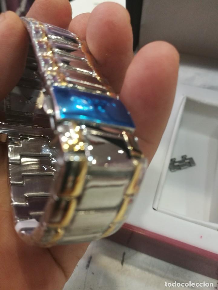 Relojes - Viceroy: Reloj viceroy since 1951 acero y oro de caballero a estrenar edición 2010 ¡Oportunidad! - Foto 6 - 130091051