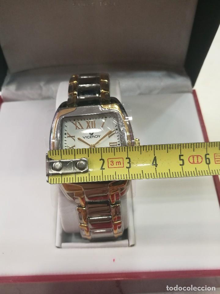 Relojes - Viceroy: Reloj viceroy since 1951 acero y oro de caballero a estrenar edición 2010 ¡Oportunidad! - Foto 10 - 130091051