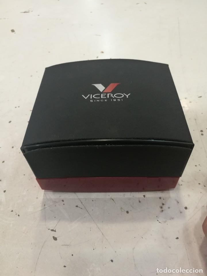 Relojes - Viceroy: Reloj viceroy since 1951 acero y oro de caballero a estrenar edición 2010 ¡Oportunidad! - Foto 13 - 130091051