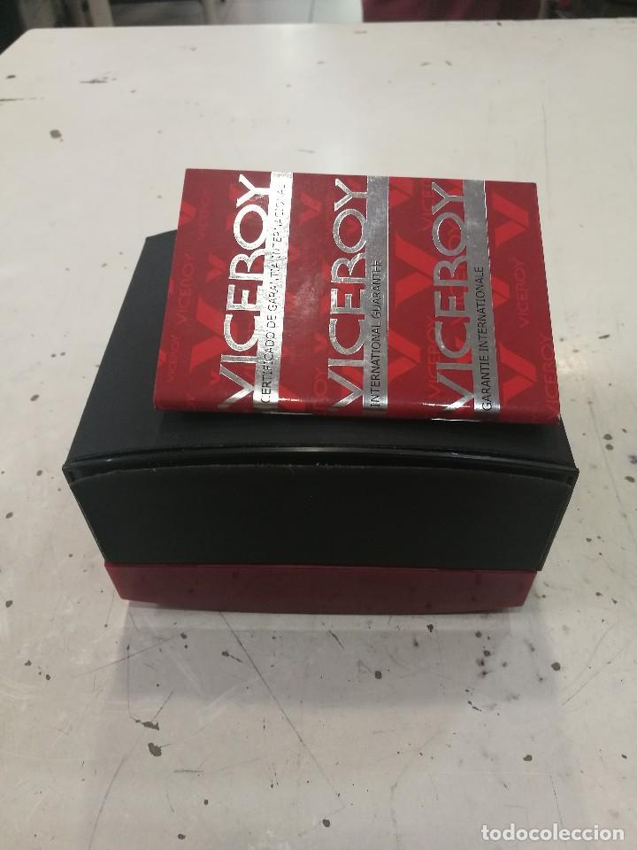 Relojes - Viceroy: Reloj viceroy since 1951 acero y oro de caballero a estrenar edición 2010 ¡Oportunidad! - Foto 16 - 130091051