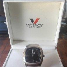 Relojes - Viceroy: RELOJ VICEROY CON CALENDARIO - ALEJANDRO SANZ EDICIÓN NUMERADA Nº 0009.. Lote 132236370