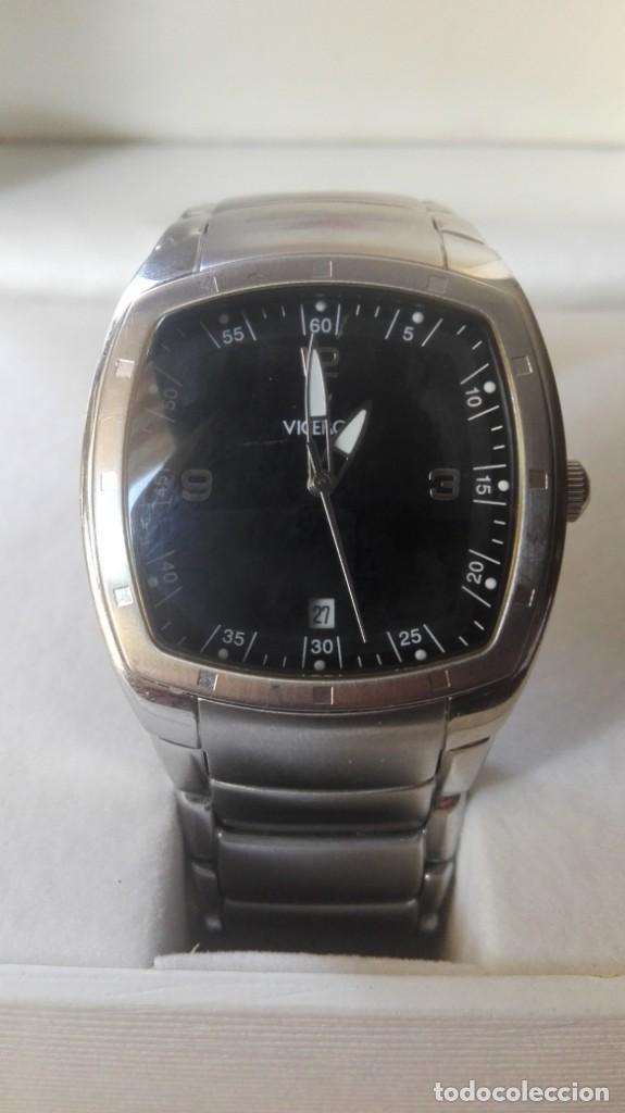 Relojes - Viceroy: RELOJ VICEROY CON CALENDARIO - ALEJANDRO SANZ EDICIÓN NUMERADA Nº 0009. - Foto 2 - 132236370
